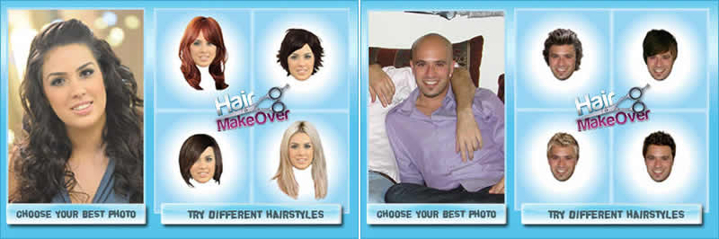 5 apps para elegir tu peinado o corte de cabello desde tu iPhone - peinados-cortes-cabello-hombre-mujer