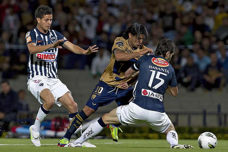 Pumas vs Monterrey en vivo, Jornada 12 Clausura 2014 - pumas-vs-monterrey-2014-en-vivo