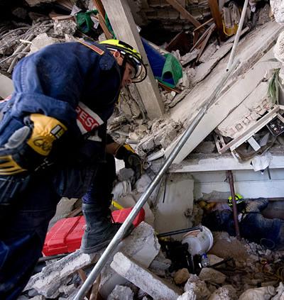 RieSis, software para contingencias ocasionadas por terremotos en México desarrollado en IPN - riesis-terremotos-mexico