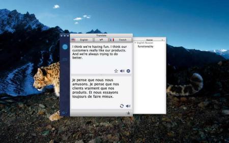 Traductor de Inglés a Español y otros idiomas para Windows y Mac gratis