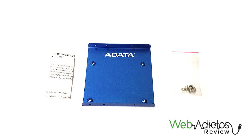 Disco SSD ADATA XPG SX900 de 128GB [Reseña] - 62