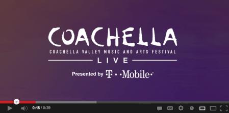 Coachella 2014 en vivo por YouTube. No te pierdas este increíble evento musical