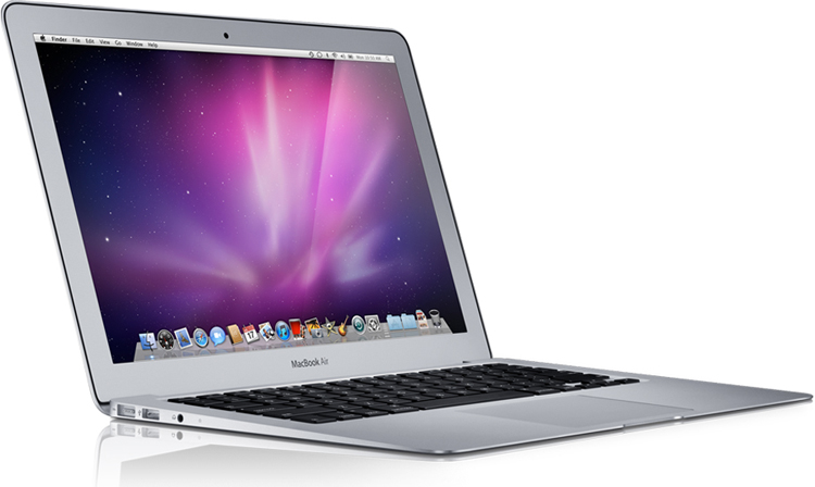 MacBook Air actualiza su hardware y baja de precio - Macbook-Air