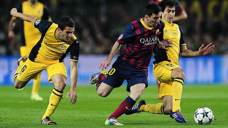 Atlético de Madrid vs Barcelona en vivo, Champions 2014 (Partido de vuelta) - atletico-de-madrid-vs-barcelona-champions-en-vivo