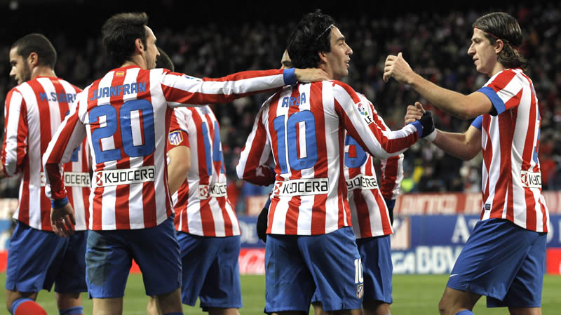 Atletico Madrid Vs Getafe En Vivo