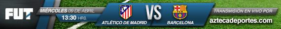 Atlético de Madrid vs Barcelona en vivo, Champions 2014 (Partido de vuelta) - atletico-madrid-vs-barcelona-en-vivo