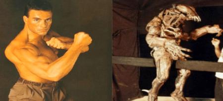Jean-Claude Van Damme y su historia como el original DEPREDADOR