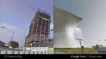 El nuevo Google Maps te permite viajar al pasado con Street View
