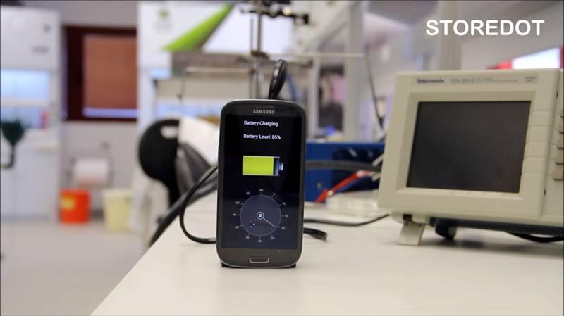 Cargar la batería de tu celular en 30 segundos pronto será realidad con esta tecnología - cargar-celular-30-segundos