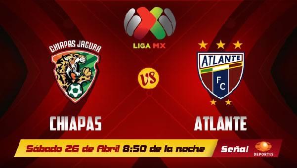 Chiapas vs Atlante en vivo, Jornada 17 Clausura 2014 - chiapas-vs-atlante-en-vivo-televisa