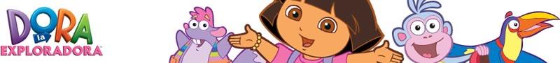 Dora, Bob Esponja y otras caricaturas de Nick online y gratis - dora-la-exploradora-nick-online