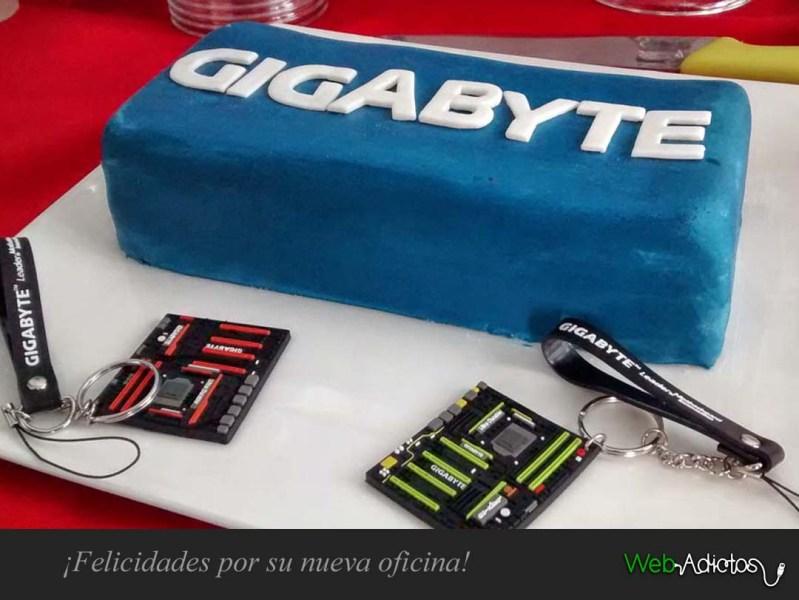 Gigabyte estrena oficinas en México DF