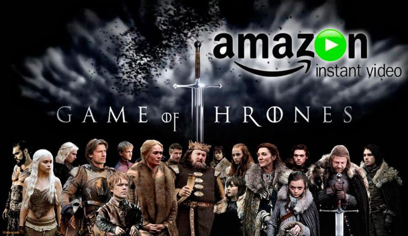 HBO firma acuerdo con Amazon; ¿Llegará Game of Thrones al streaming? - game-of-thones-amazon-800x463