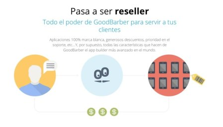 GoodBarber lanza su plan de resellers para que las agencias se beneficien de su plataforma