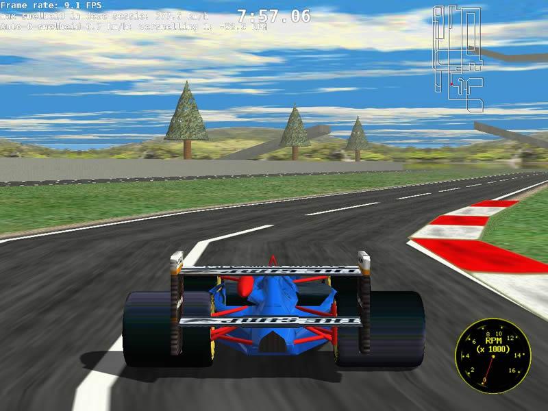 4 juegos de carreras gratis para tu computadora - juegos-de-carros-ultimate-stunts