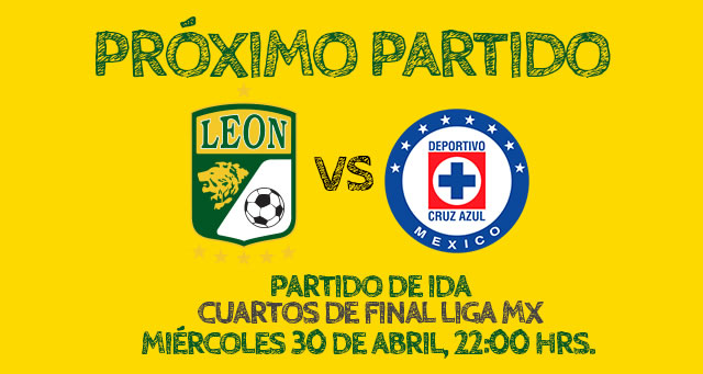 León vs Cruz Azul en vivo, Liguilla Clausura 2014 - leon-vs-cruz-azul-en-vivo-liguilla-unotv