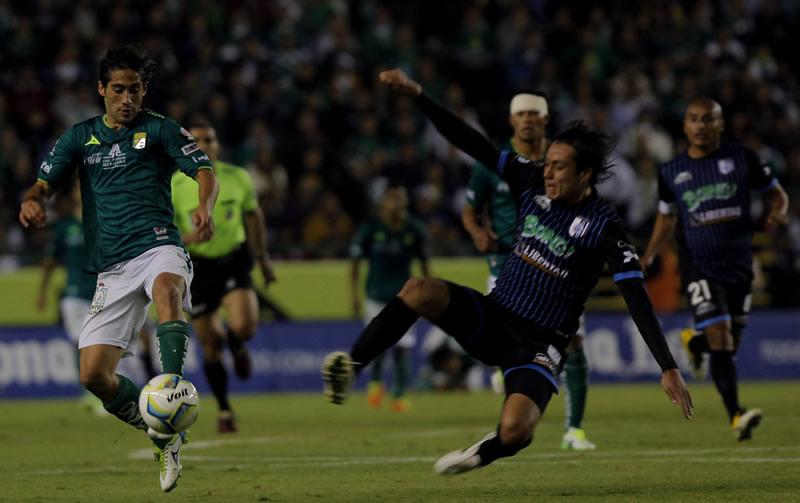 León vs Querétaro en vivo, Jornada 14 Clausura 2014 - leon-vs-queretaro-en-vivo-jornada-14
