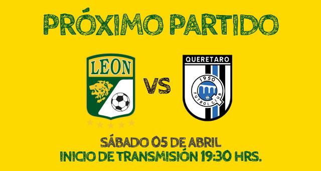 León vs Querétaro en vivo, Jornada 14 Clausura 2014 - leon-vs-queretaro-en-vivo-unotv