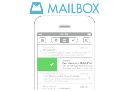 Mailbox, el mejor cliente de correo electrónico llega por fin a Android y Mac