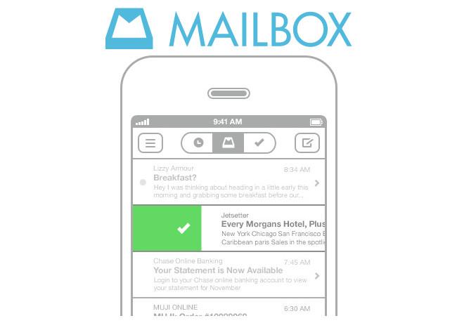 Mailbox, el mejor cliente de correo electrónico llega por fin a Android y Mac - mailbox-para-android