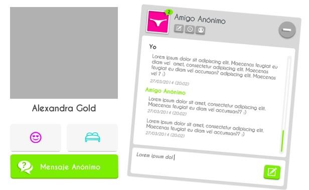 Friblind te permite mandar mensajes anónimos a tus amigos de Facebook - mensajes-anonimos-facebook