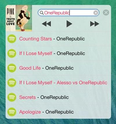 MiniPlayer para Mac, un reproductor de música flotante para iTunes, Spotify o Rdio - miniplayer-para-mac