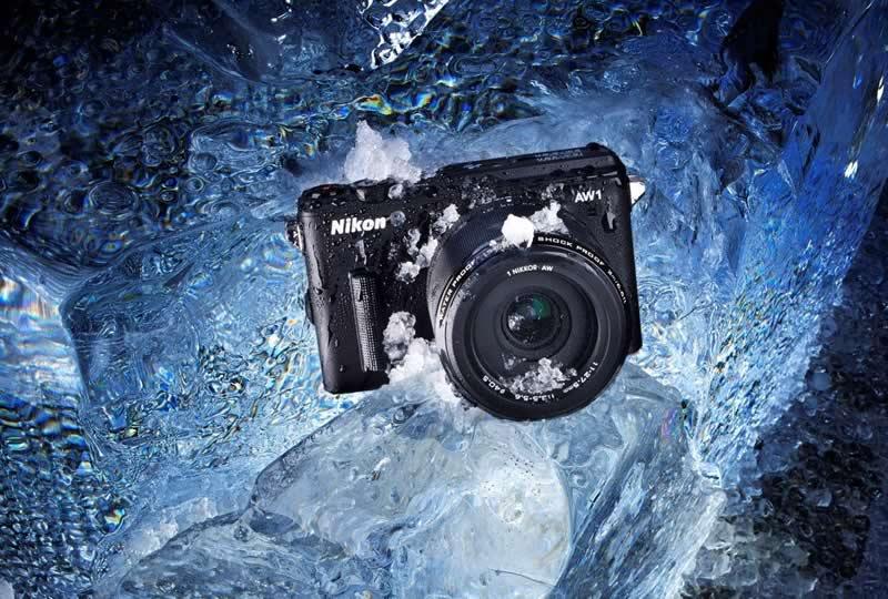 Nikon 1 AW1 y Nikon COOLPIX AW120, 2 cámaras contra agua ideales para estas vacaciones - nikon-1-aw1