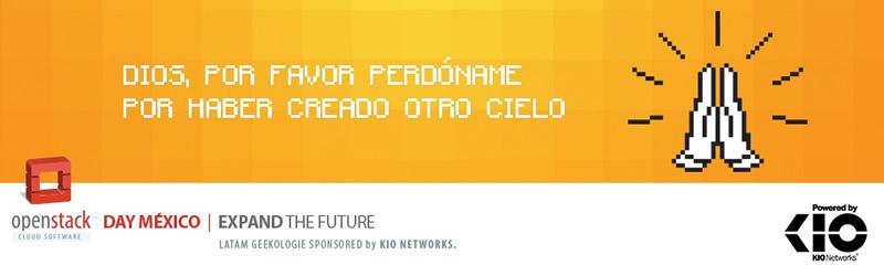 OpenStack Day en México el próximo 29 de Abril - openstack-day-mexico