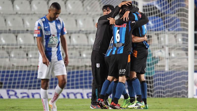Pachuca vs Querétaro en vivo, Jornada 17 Clausura 2014 - pachuca-vs-queretaro-en-vivo-jornada-17