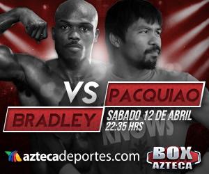 Pacquiao vs Bradley en vivo por internet, Sábado 12 de Abril - pacquiao-vs-bradley-en-vivo-tv-azteca