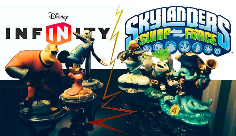 Videojuegos para regalar el día del niño - skylanders