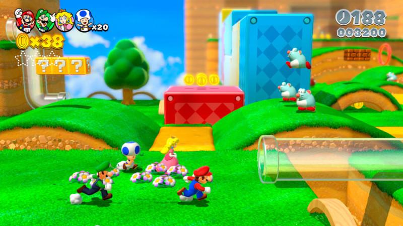 Videojuegos para regalar el día del niño - super-mario-3d-world-800x450