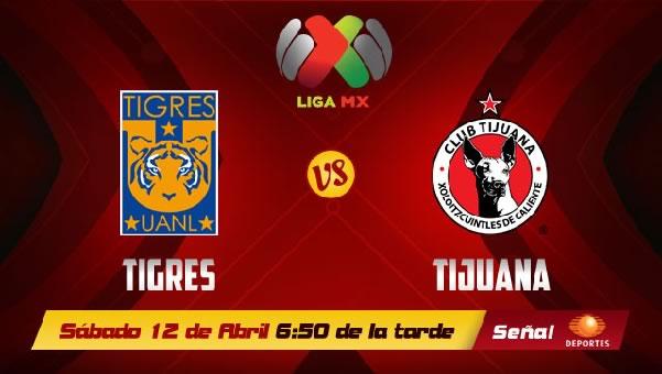Tigres vs Tijuana en vivo, Jornada 15 Clausura 2014 - tigres-vs-tijuana-en-vivo-televisa