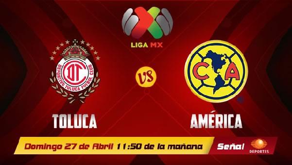 América vs Toluca en vivo, Jornada 17 Clausura 2014 - toluca-vs-america-en-vivo-televisa