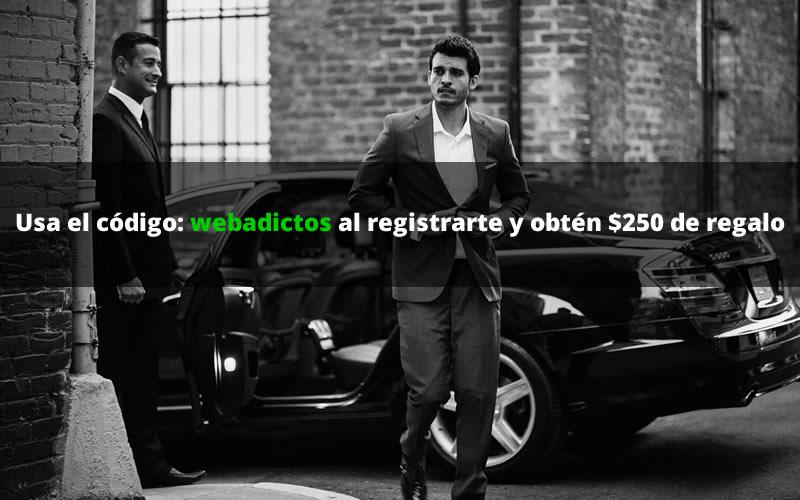 Uber y WebAdictos te regalan $250 para que te transportes como un VIP - uber-mexico-df