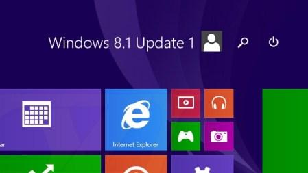 Windows 8.1 Update 1 ya está disponible, ¿Qué trae de nuevo?