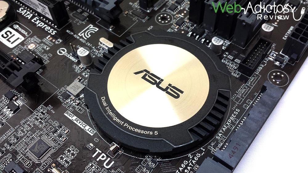Tarjeta madre ASUS Z97-A, optimiza tu sistema con un clic [Reseña] - 117