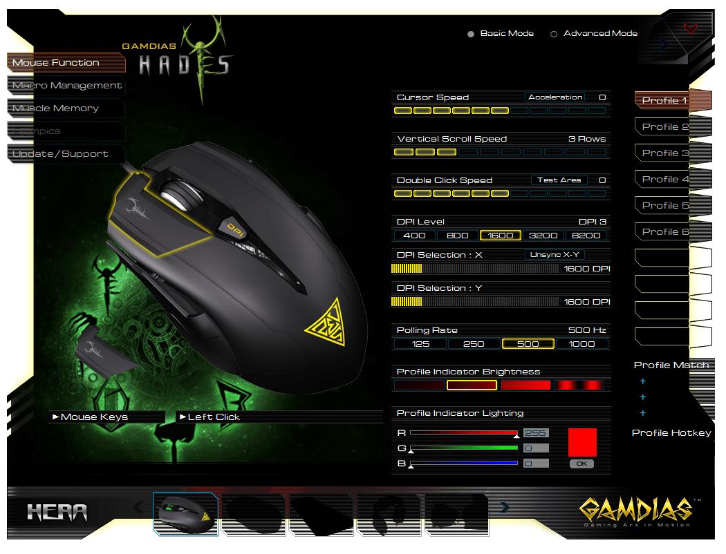 GAMDIAS Hades, un mouse para gaming que desearas tener [Reseña] - 16