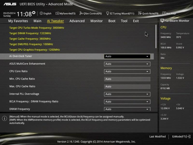 Tarjeta madre ASUS Z97-A, optimiza tu sistema con un clic [Reseña] - 191