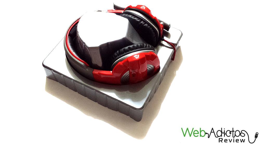 41 Audífonos para Gamers, GAMDIAS Hebe [Reseña]
