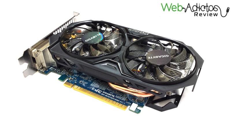 Gigabyte GeForce GTX 750 Ti WindForce [Reseña] - 63
