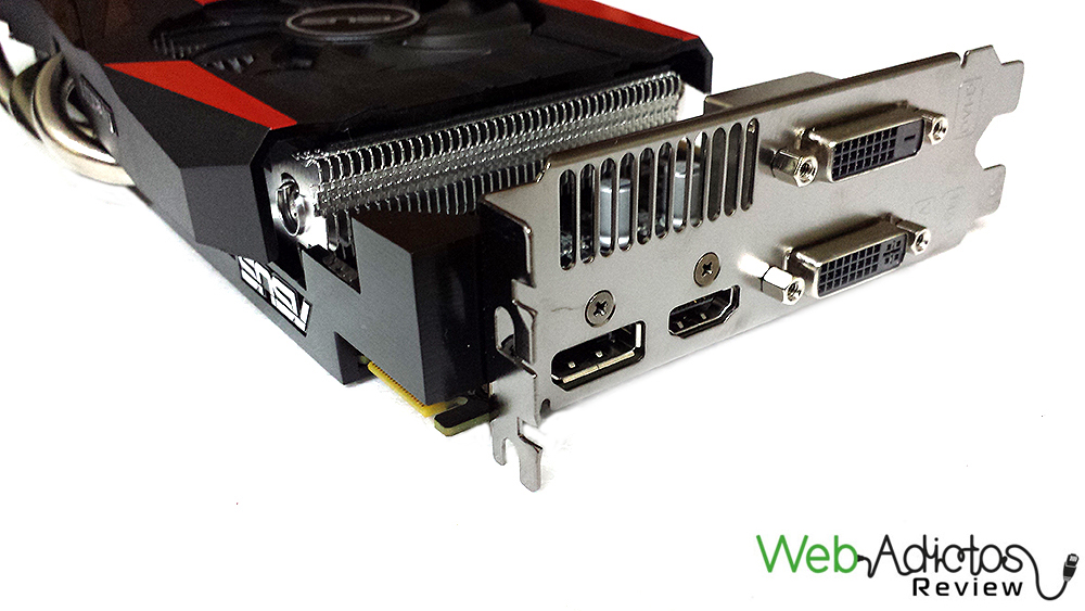 Tarjeta gráfica ASUS Radeon R9 270X DirectCU II TOP [Reseña] - 97