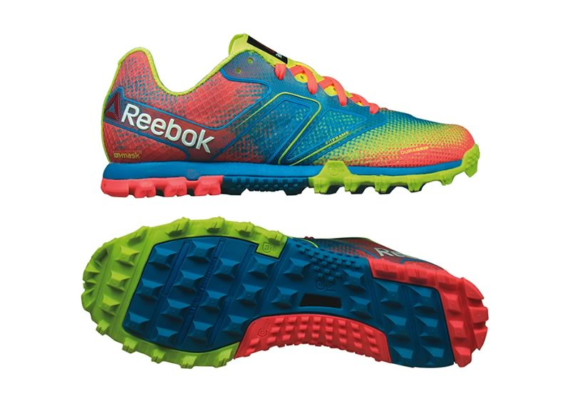 All Terrain Series de Reebok, el zapato ideal para las carreras de obstáculos - All-Terrain-Series-Reebok