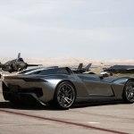 Rezvani BEAST, el auto deportivo con piezas impresas en 3D