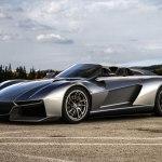 Rezvani BEAST, el auto deportivo con piezas impresas en 3D - Rezvani-Beast-lake