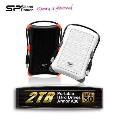 Discos duros externos de 2TB USB 3.0 son presentados por Silicon Power - SPPR_2TB-USB-3.0-Portable-Hard-Drives_Armor-A30