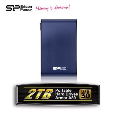 Discos duros externos de 2TB USB 3.0 son presentados por Silicon Power - SPPR_2TB-USB-3.0-Portable-Hard-Drives_Armor-A80