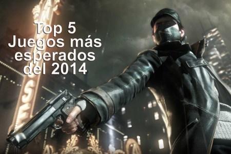Juegos más esperados del 2014