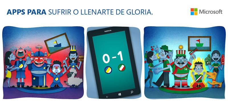 Apps del Mundial Brasil 2014 para Nokia Lumia y ASHA - apps-del-mundial-para-nokia
