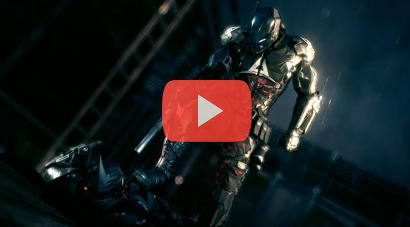 Increíble nuevo tráiler con gameplay de Batman Arkham Knight - batman-arkham-knight
